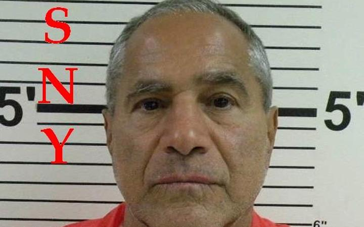 A mugshot of Sirhan Sirhan that was taken in 2009