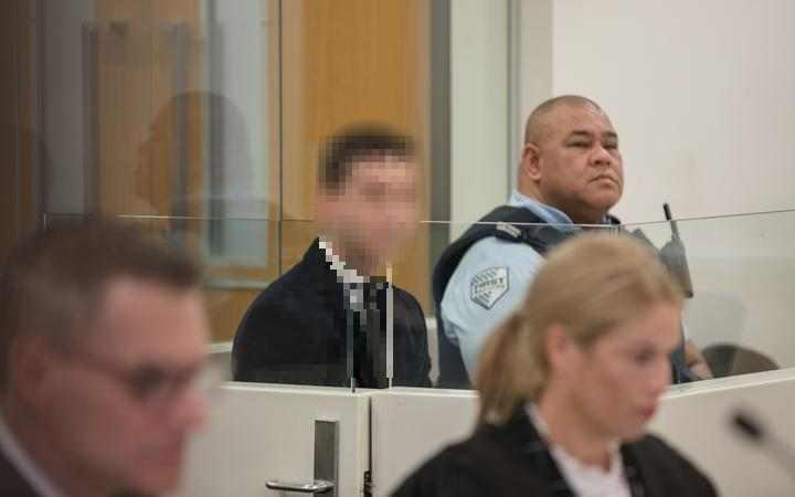 The man, who has interim name suppression until the final determination of the trial, denies five charges of indecent assault against four complainants at the Labour Party youth summer camp near Waihi on the Coromandel Peninsula