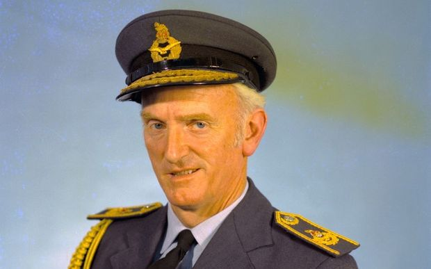 Air Marshal Sir Richard Bolt as Chief of Defence Staff.