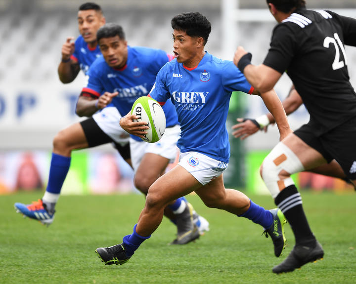Sport: Samoa sweating on injuries before World Cup departure