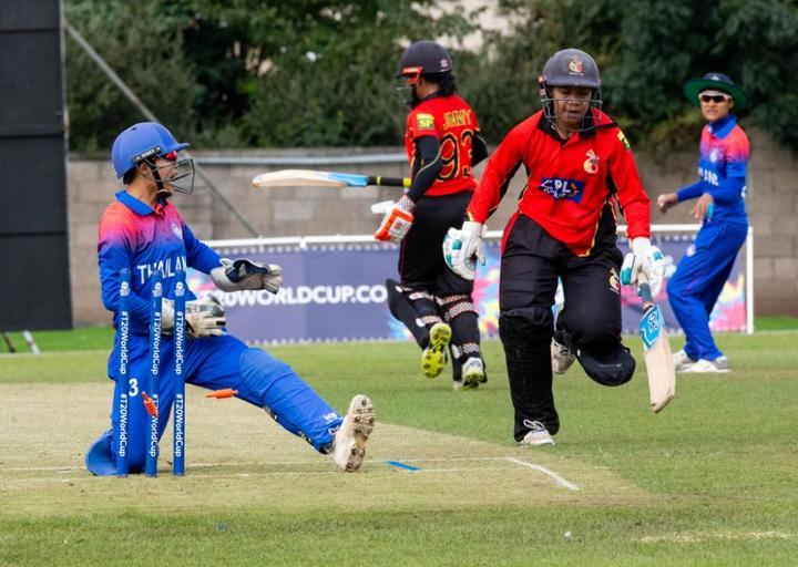 Thailand Create History, Qualify For 2020 ICC Women's World T20 With Bangladesh