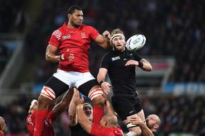 Tonga and New Zealand last played during the 2015 World Cup.