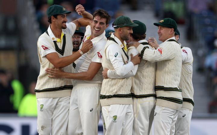 Cummins stars as Australia clinch Ashes with fourth Test triumph""
