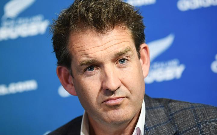 Former All Black Mark Robinson appointed New Zealand Rugby chief executive