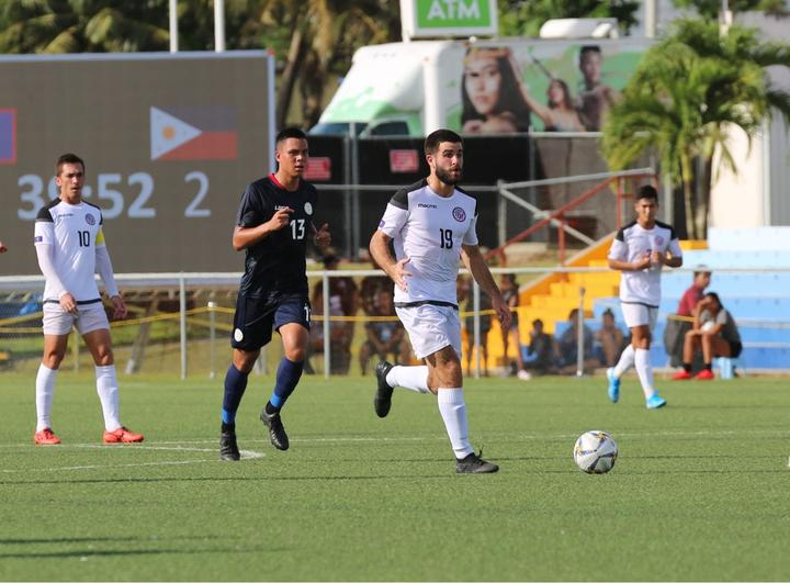 Guam coach Karl Dodd was pleased with the attacking intent shown by the home side.