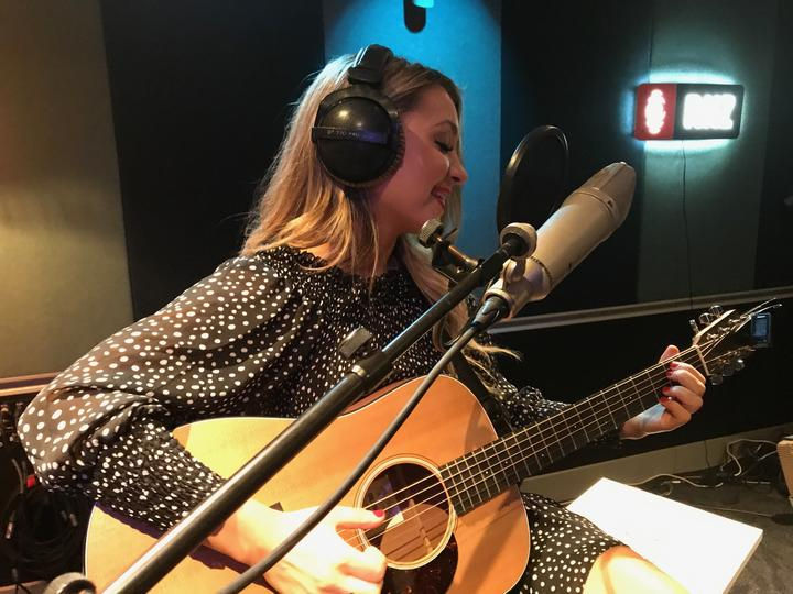 Abby Christo - RNZ First Song