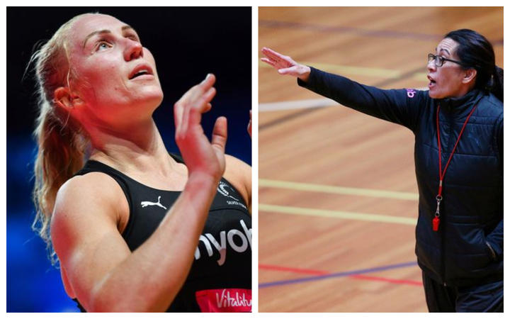 Laura Langman and Noeline Taurua will try to dominate Australia once more.