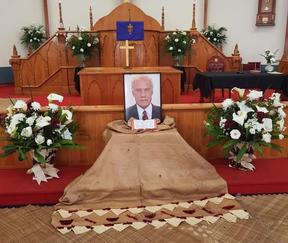 The late Tongan Prime Minister Akilisi Pohiva is remembered at a memorial service in Auckland.