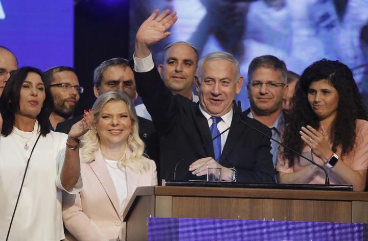 Image result for ISRAEL ELECTION EXIT POLLS SUGGEST RESULT TOO CLOSE TO CALL
