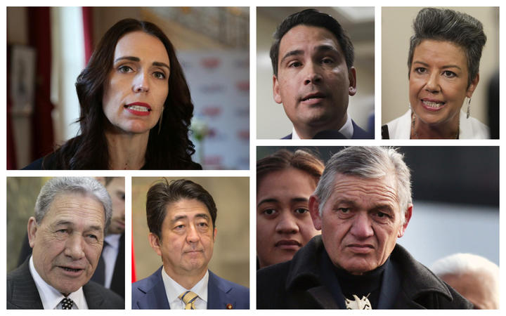Week in Politics: Sex scandal, Ihumātao linger as PM sets off for Japan, US