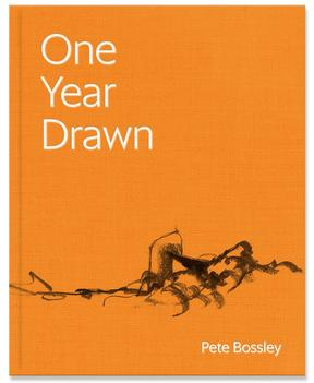 One Year Drawn cover