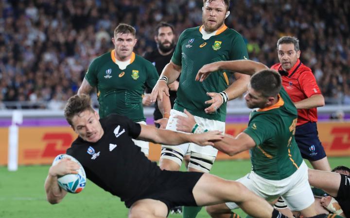 Rugby World Cup: 'Steve Hansen ... he's a smart dude'