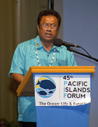 Tommy Remengesau said island nations needed pratical help.