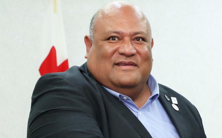 Tongan MP, Semisi Sika