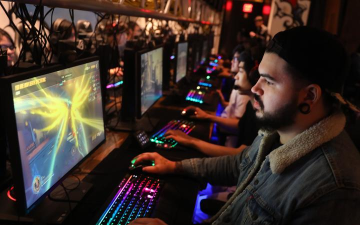 Image result for Video game addiction: China imposes gaming curfew for minors