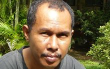 West Papuan journalist Victor Mambor