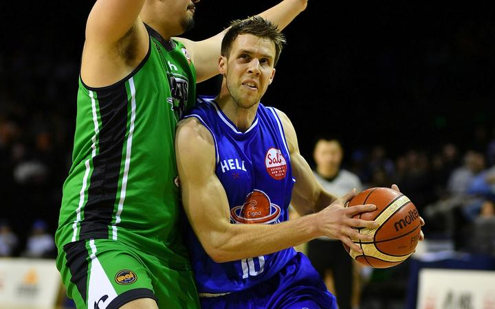 Breakers captain Tom Abercrombie is one of five players out of action due to injury.