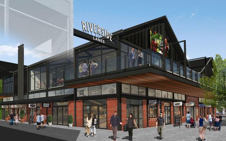 Riverside Market in Christchurch city centre set for opening | RNZ News