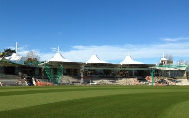Hagley Oval is one step closer to hosting the opening match of the Cricket World Cup next year