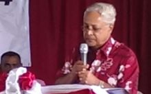 Fiji Labour Party leader, Mahendra Chaudhry