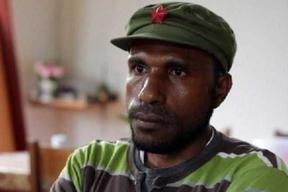 Victor Yeimo of the West Papua National Committee