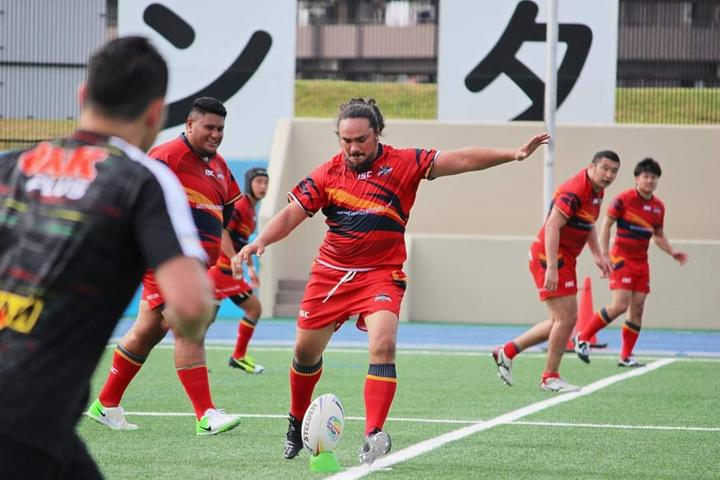 Making it in Japan: Ben Patu
