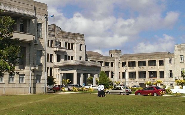 Fiji government buildings