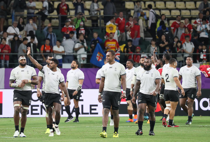 Sport: Flying Fijians look to future against Barbarians
