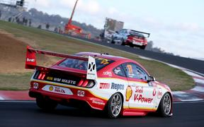 Scott McLaughlin at Bathurst.