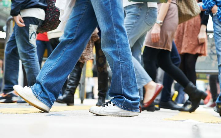 NZ-based study: slow walking at 45 'a sign of faster ageing'