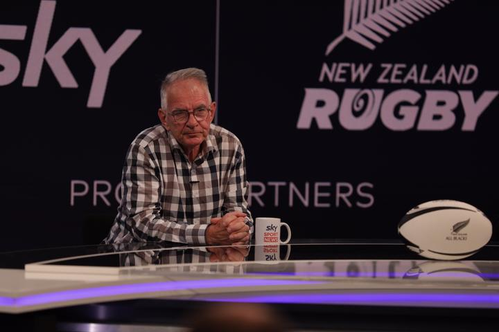 New Zealand Rugby chairman Brent Impey
