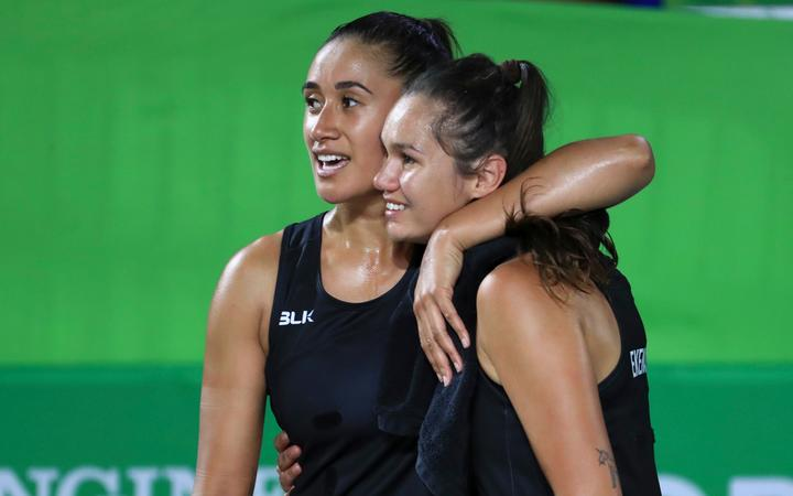 Ekenasio 'point of difference' for Silver Ferns, says Aussie coach