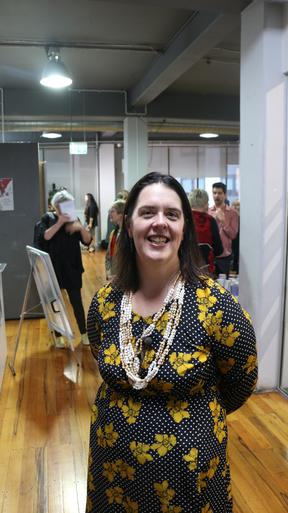 Auckland City Mission Social Services General Manager Helen Robinson.