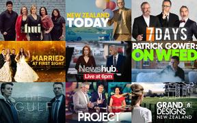 Some of the many programmes featured on Three in 2019.