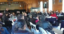 Ngati Hine leader Erima Henare says the descendants of those who were inside the pa have always had a grievance about those on the outside, who fought for the British.