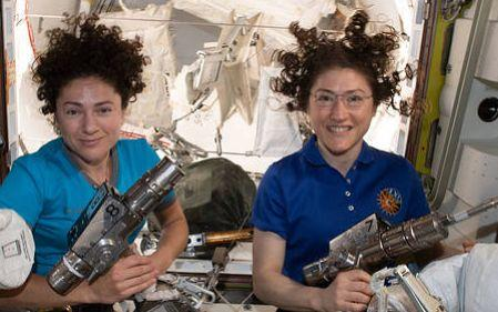 US astronauts
