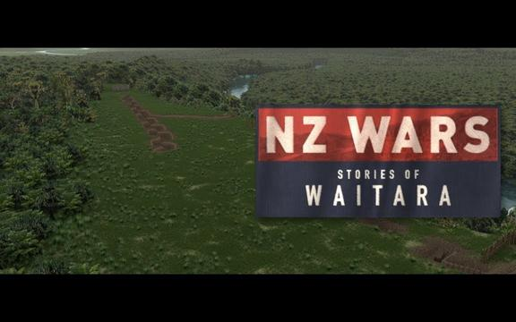 NZ Wars: Stories Of Waitara (Promo) (Live on RNZ.co.nz, October 28th) [PG]