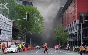 SkyCity worker shocked at confusion as fire grew