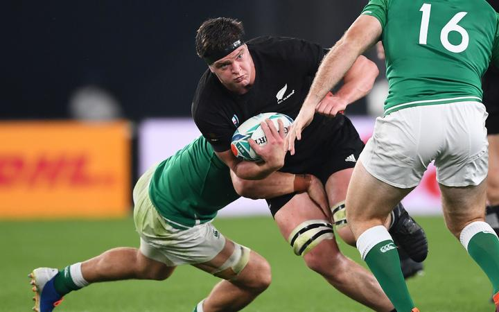 All Blacks spring semi-final surprise ahead of England clash
