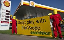 Greenpeace has had to fight for charity status ... as well as the environment.