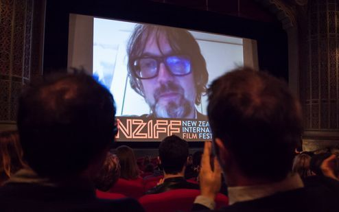 The Jarvis Cocker skype at the screening of  Pulp.