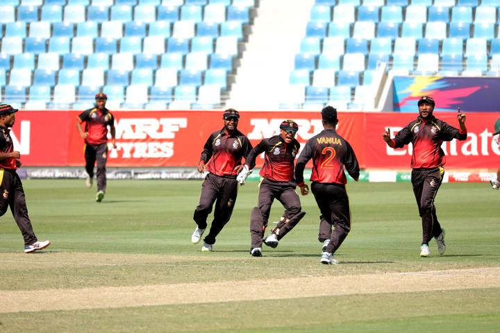 Papua New Guinea have qualified for next year's T20 World Cup in Australia.