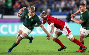2019 Rugby World Cup Semi-Final, International Stadium Yokohama, 