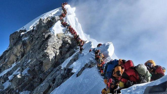 Nepal wants to ease the traffic jam on Mount Everest and get tourists exploring the rest of the country