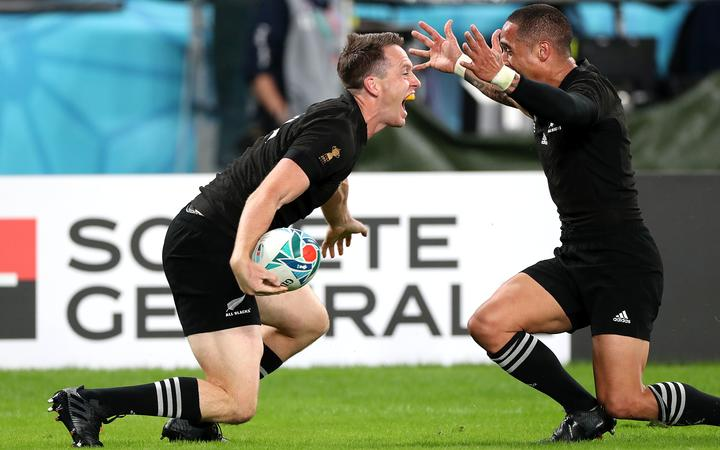 2019 Rugby World Cup Bronze Final, Tokyo Stadium, Tokyo, Japan 1/11/2019