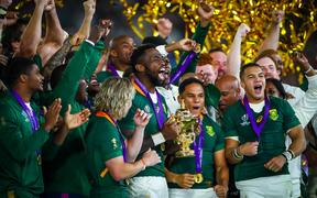 2019 Rugby World Cup Final, International Stadium Yokohama, Yokohama, Japan 2/11/2019