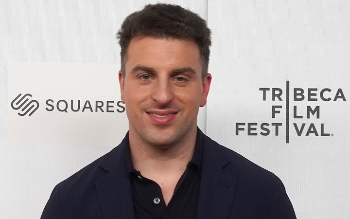 Airbnb CEO Brian Chesky attended 'Gay Chorus Deep South' Screening during the 2019 Tribeca Film Festival on Monday night April 29, in New York City.