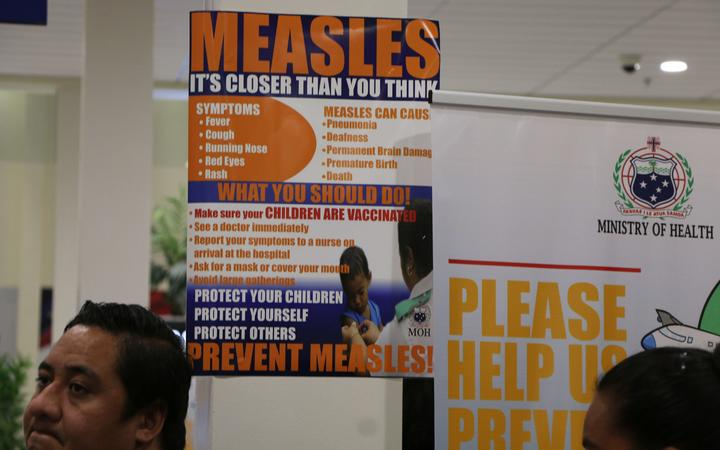 Samoa govt allocates more funds for measles epidemic