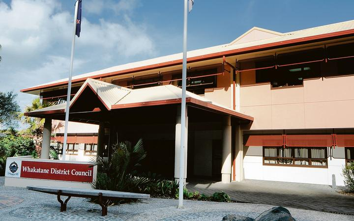 Whakatane District Council building