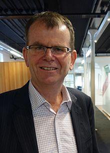 The chief executive of Unitec, Rick Eade